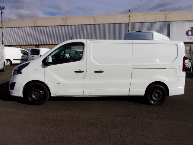 2017 Vauxhall Vivaro 2900 1.6Cdti 120Ps Sportive L2 H1 Van (DS67CPZ) Image 14
