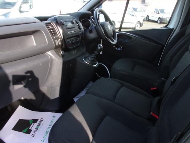 2017 Vauxhall Vivaro 2900 1.6Cdti 120Ps Sportive L2 H1 Van (DS67CPZ) Image 15