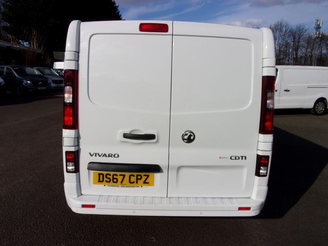 2017 Vauxhall Vivaro 2900 1.6Cdti 120Ps Sportive L2 H1 Van (DS67CPZ) Image 12