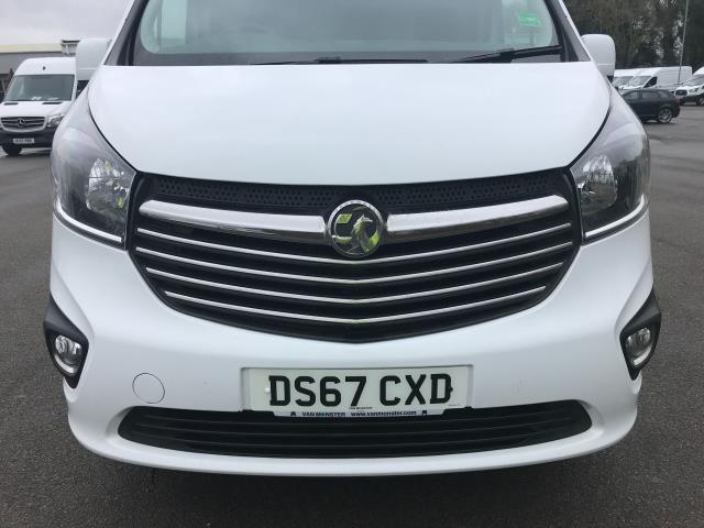 2017 Vauxhall Vivaro 2700 1.6CDTI BITURBO 125PS ECOTECH SPORTIVE L1 H1 VAN EURO 6 (DS67CXD) Image 11