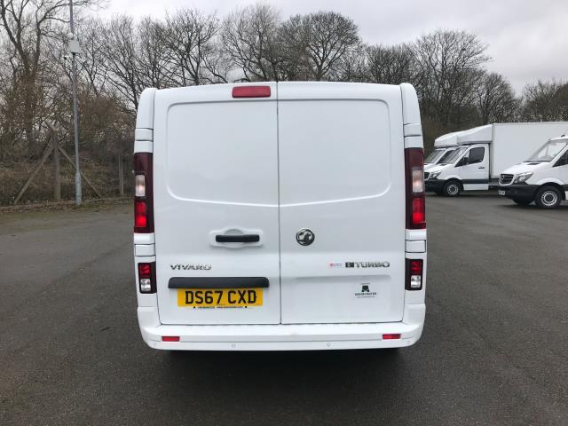 2017 Vauxhall Vivaro 2700 1.6CDTI BITURBO 125PS ECOTECH SPORTIVE L1 H1 VAN EURO 6 (DS67CXD) Image 7