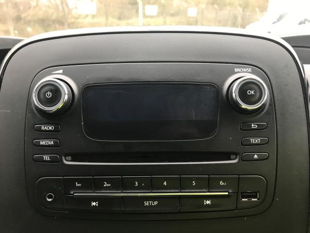 2017 Vauxhall Vivaro 2700 1.6CDTI BITURBO 125PS ECOTECH SPORTIVE L1 H1 VAN EURO 6 (DS67CXD) Image 20
