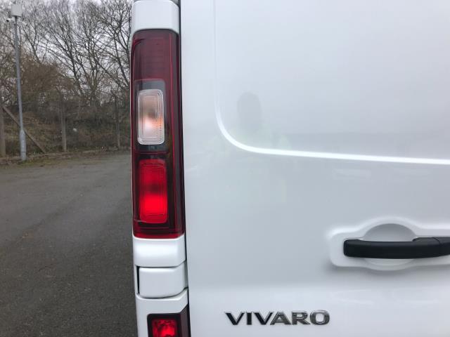 2017 Vauxhall Vivaro 2700 1.6CDTI BITURBO 125PS ECOTECH SPORTIVE L1 H1 VAN EURO 6 (DS67CXD) Image 15