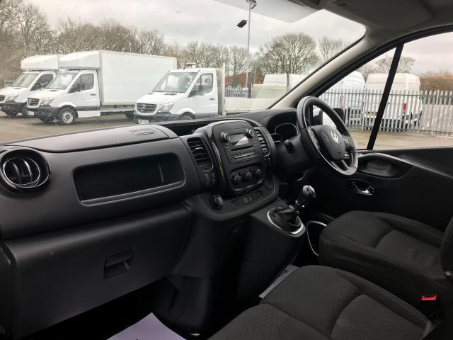 2017 Vauxhall Vivaro 2700 1.6CDTI BITURBO 125PS ECOTECH SPORTIVE L1 H1 VAN EURO 6 (DS67CXD) Image 16