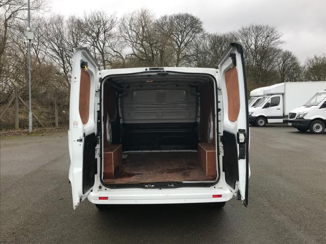 2017 Vauxhall Vivaro 2700 1.6CDTI BITURBO 125PS ECOTECH SPORTIVE L1 H1 VAN EURO 6 (DS67CXD) Image 8