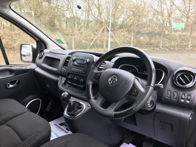 2017 Vauxhall Vivaro 2700 1.6CDTI BITURBO 125PS ECOTECH SPORTIVE L1 H1 VAN EURO 6 (DS67CXD) Image 17