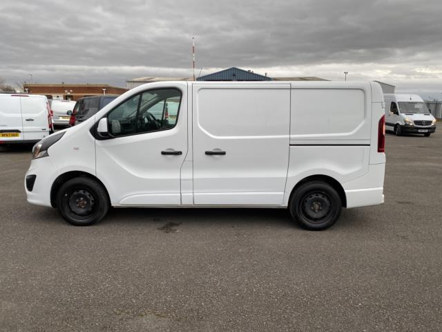 2017 Vauxhall Vivaro 2700 1.6Cdti 120Ps Sportive H1 Van (DS67CXO) Image 3