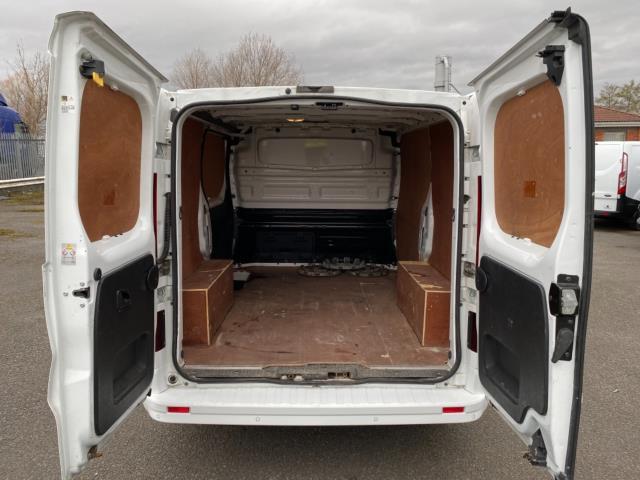 2017 Vauxhall Vivaro 2700 1.6Cdti 120Ps Sportive H1 Van (DS67CXO) Image 12