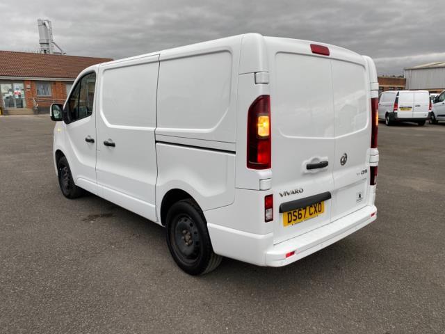 2017 Vauxhall Vivaro 2700 1.6Cdti 120Ps Sportive H1 Van (DS67CXO) Image 5