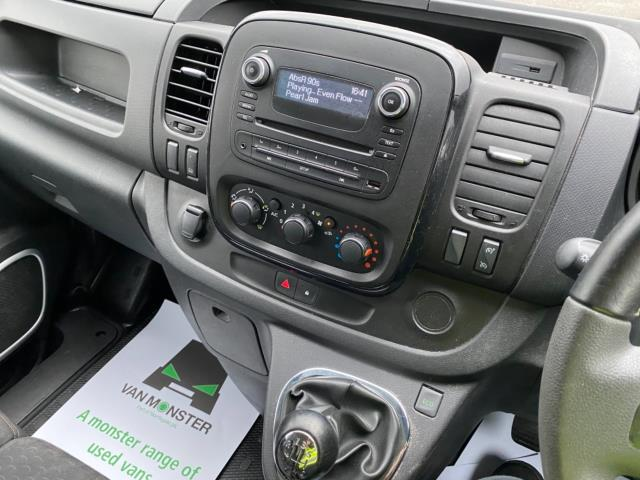 2017 Vauxhall Vivaro 2700 1.6Cdti 120Ps Sportive H1 Van (DS67CXO) Image 16