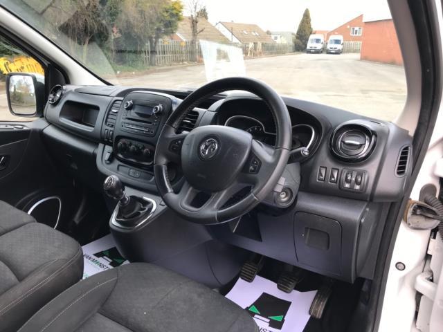 2017 Vauxhall Vivaro 2900 1.6Cdti 120Ps Sportive H1 Van Euro 6 (DS67CZF) Image 11