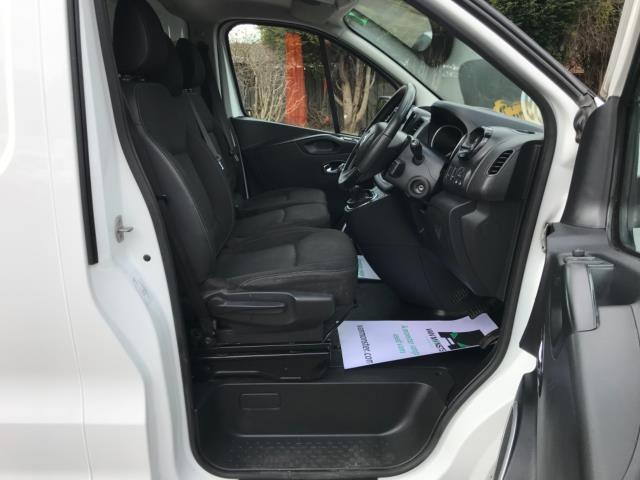 2017 Vauxhall Vivaro 2900 1.6Cdti 120Ps Sportive H1 Van Euro 6 (DS67CZF) Image 12
