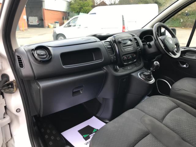 2017 Vauxhall Vivaro 2900 1.6Cdti 120Ps Sportive H1 Van Euro 6 (DS67CZF) Image 29