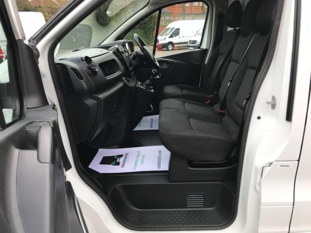2017 Vauxhall Vivaro 2900 1.6Cdti 120Ps Sportive H1 Van Euro 6 (DS67CZF) Image 30
