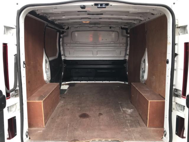 2017 Vauxhall Vivaro 2900 1.6Cdti 120Ps Sportive H1 Van Euro 6 (DS67CZF) Image 36
