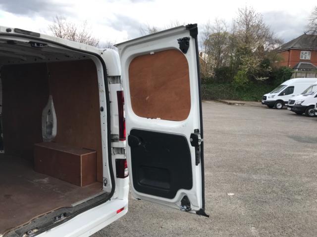 2017 Vauxhall Vivaro 2900 1.6Cdti 120Ps Sportive H1 Van Euro 6 (DS67CZF) Image 41