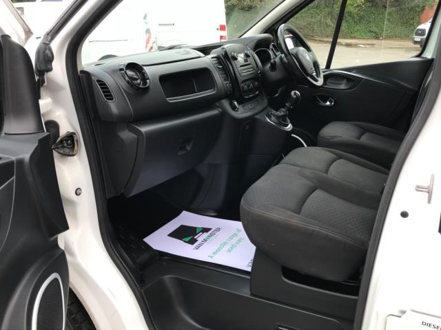 2017 Vauxhall Vivaro 2900 1.6Cdti 120Ps Sportive H1 Van Euro 6 (DS67CZF) Image 28