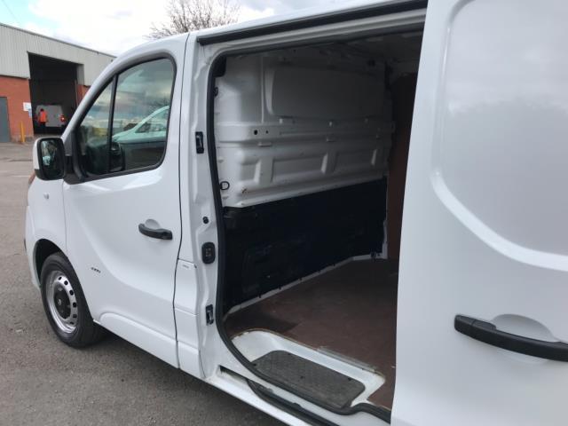 2017 Vauxhall Vivaro 2900 1.6Cdti 120Ps Sportive H1 Van Euro 6 (DS67CZF) Image 32
