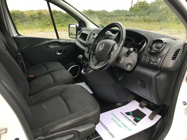2017 Vauxhall Vivaro L2 H1 2900 1.6CDTI 120PS SPORTIVE EURO 6 (DS67DLJ) Image 23