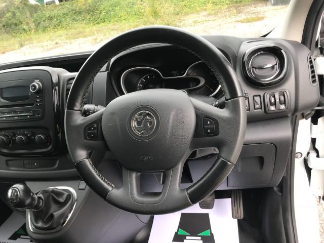 2017 Vauxhall Vivaro L2 H1 2900 1.6CDTI 120PS SPORTIVE EURO 6 (DS67DLJ) Image 26