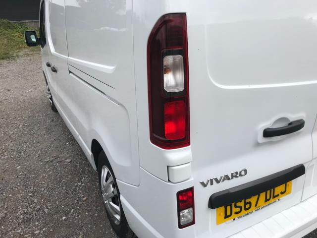 2017 Vauxhall Vivaro L2 H1 2900 1.6CDTI 120PS SPORTIVE EURO 6 (DS67DLJ) Image 16