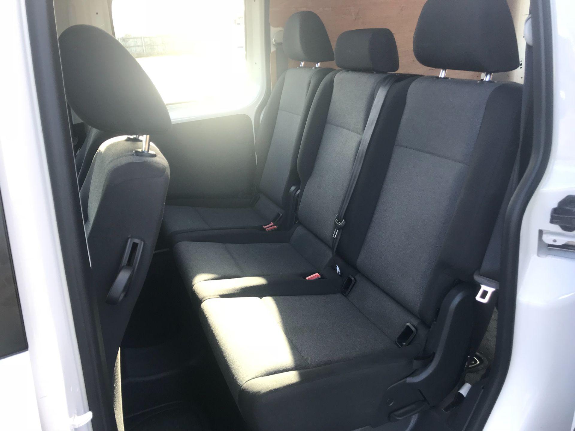 2017 Volkswagen Caddy Maxi  2.0 102PS KOMBI EURO 6 (DS67MUE) Image 21