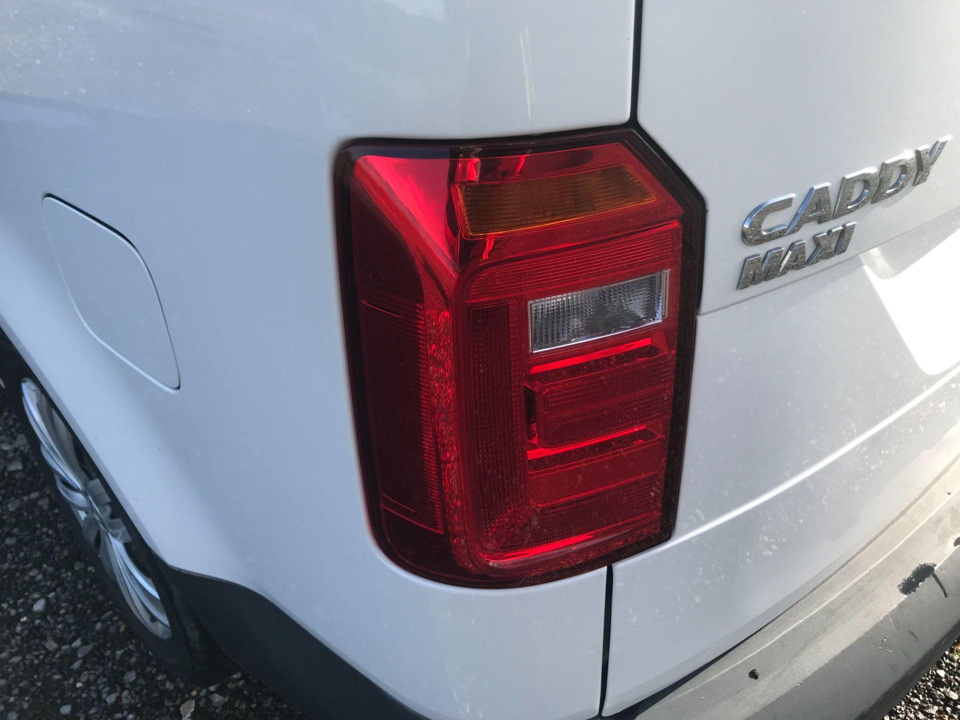 2017 Volkswagen Caddy Maxi  2.0 102PS KOMBI EURO 6 (DS67MUE) Image 17