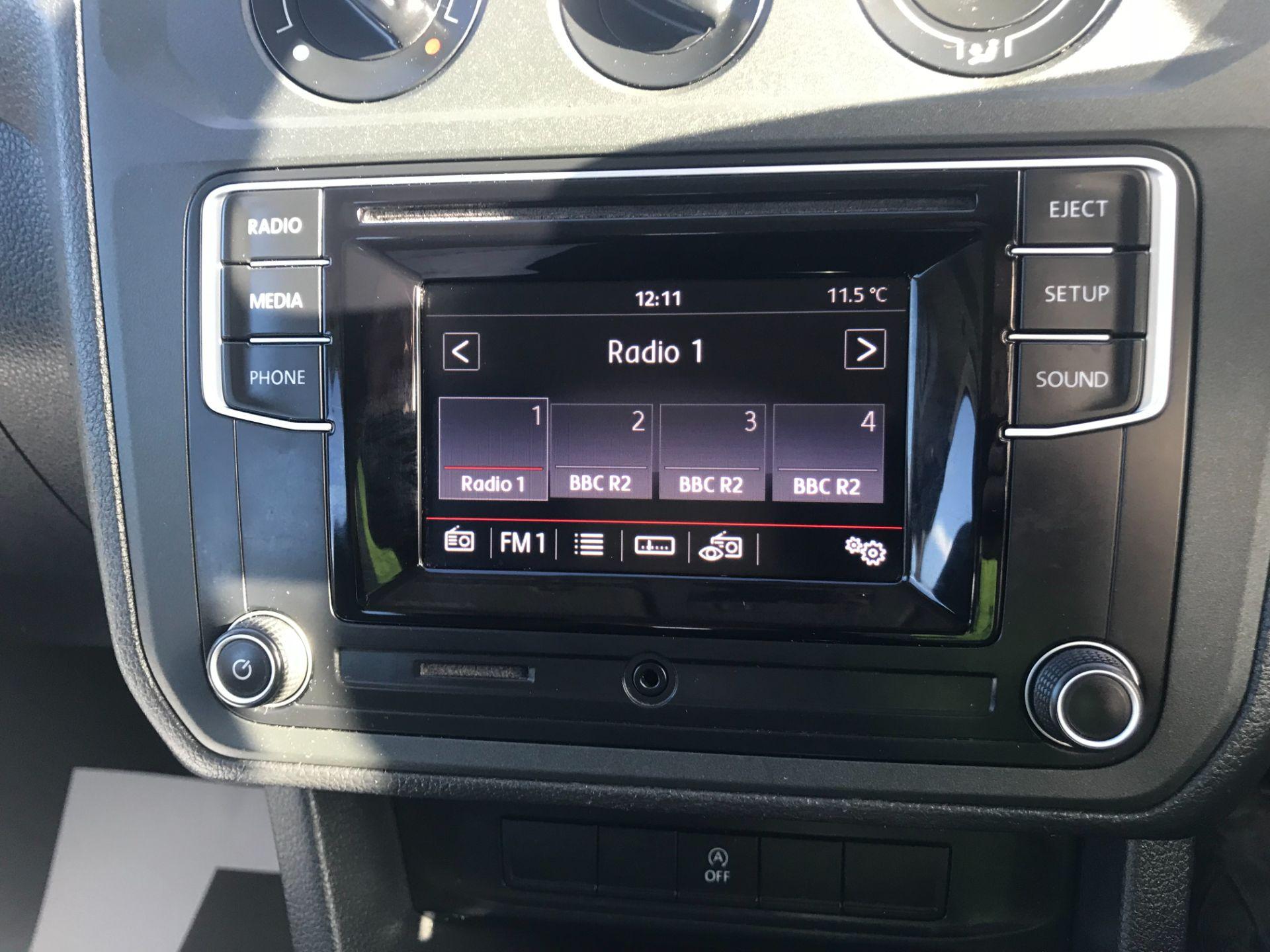 2017 Volkswagen Caddy Maxi  2.0 102PS KOMBI EURO 6 (DS67MUE) Image 32