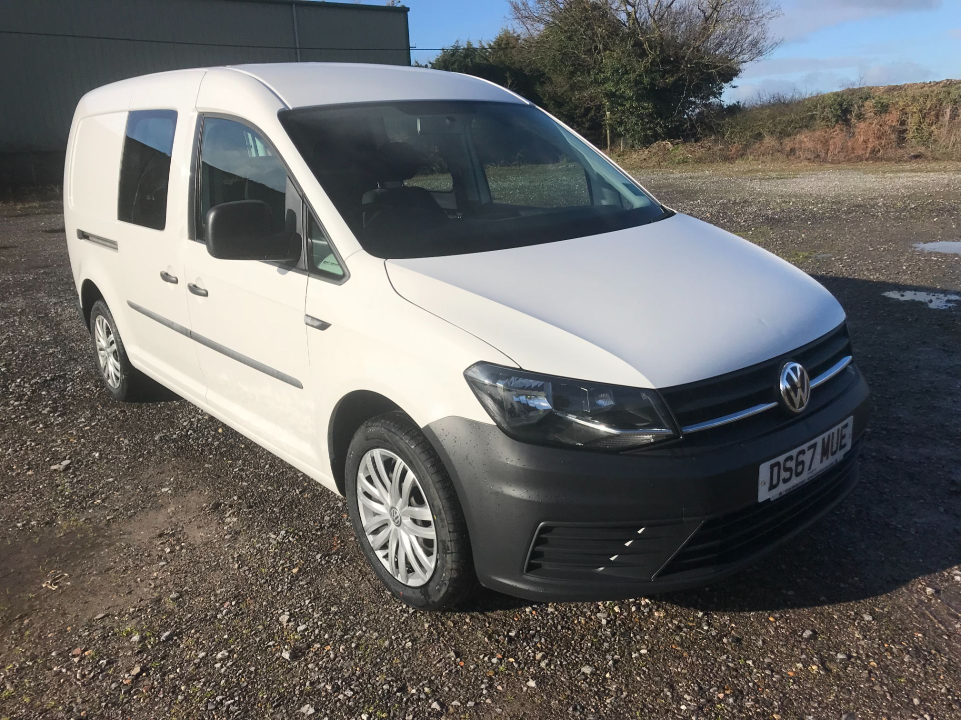 2017 Volkswagen Caddy Maxi  2.0 102PS KOMBI EURO 6 (DS67MUE)