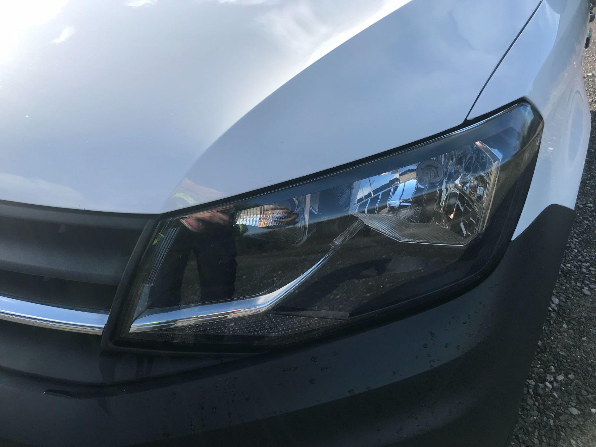 2017 Volkswagen Caddy Maxi  2.0 102PS KOMBI EURO 6 (DS67MUE) Image 20