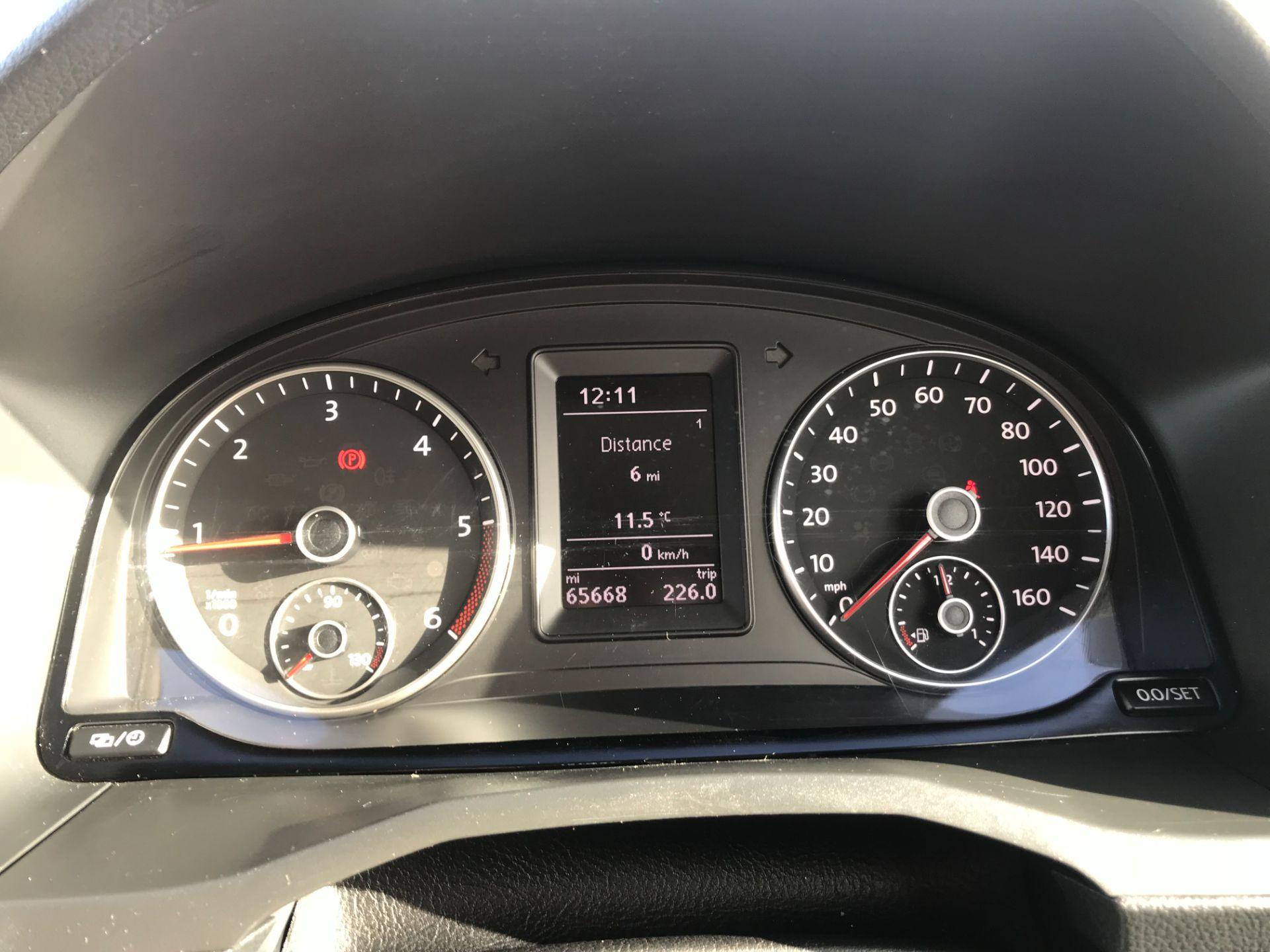 2017 Volkswagen Caddy Maxi  2.0 102PS KOMBI EURO 6 (DS67MUE) Image 30