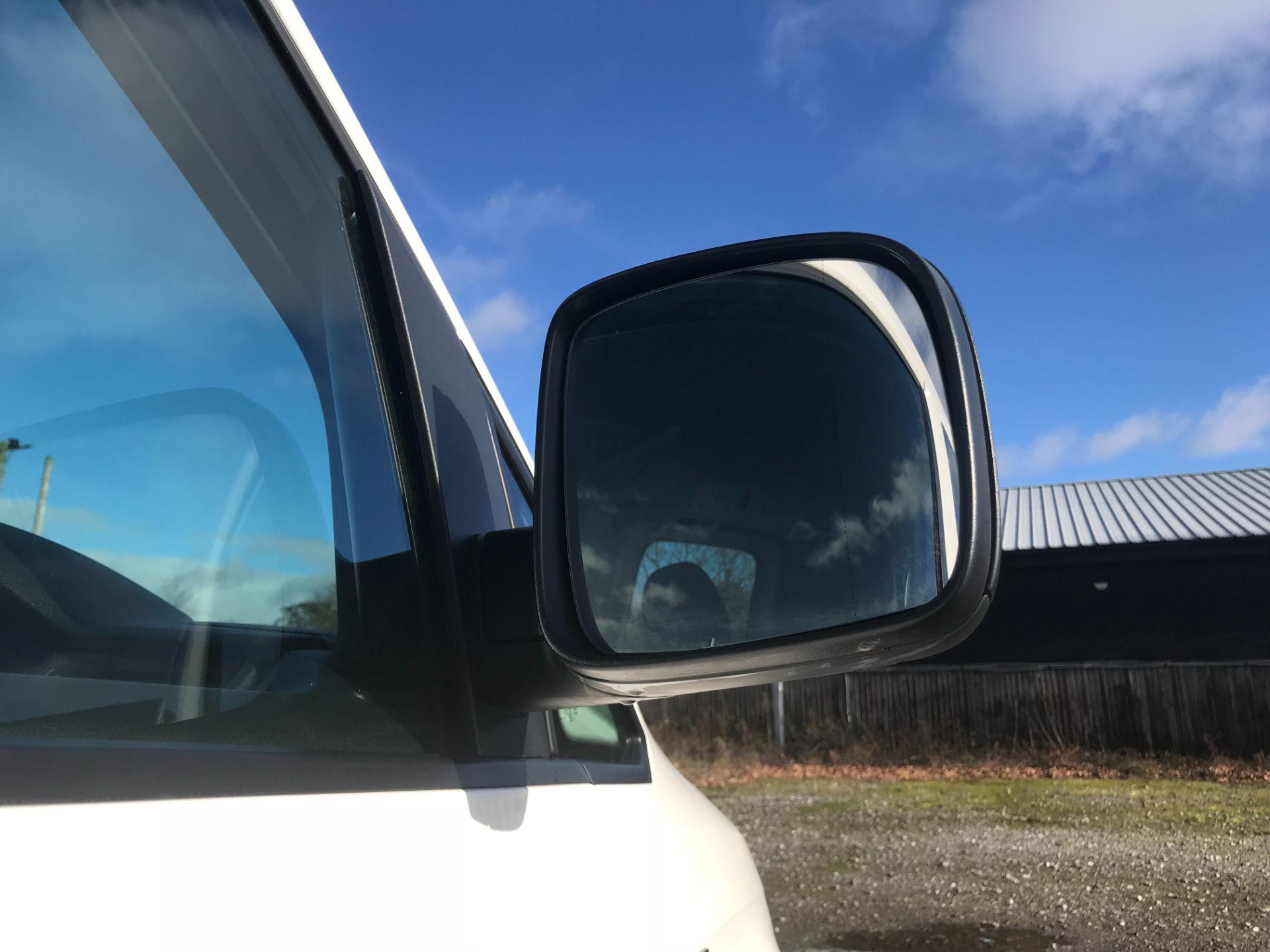 2017 Volkswagen Caddy Maxi  2.0 102PS KOMBI EURO 6 (DS67MUE) Image 14