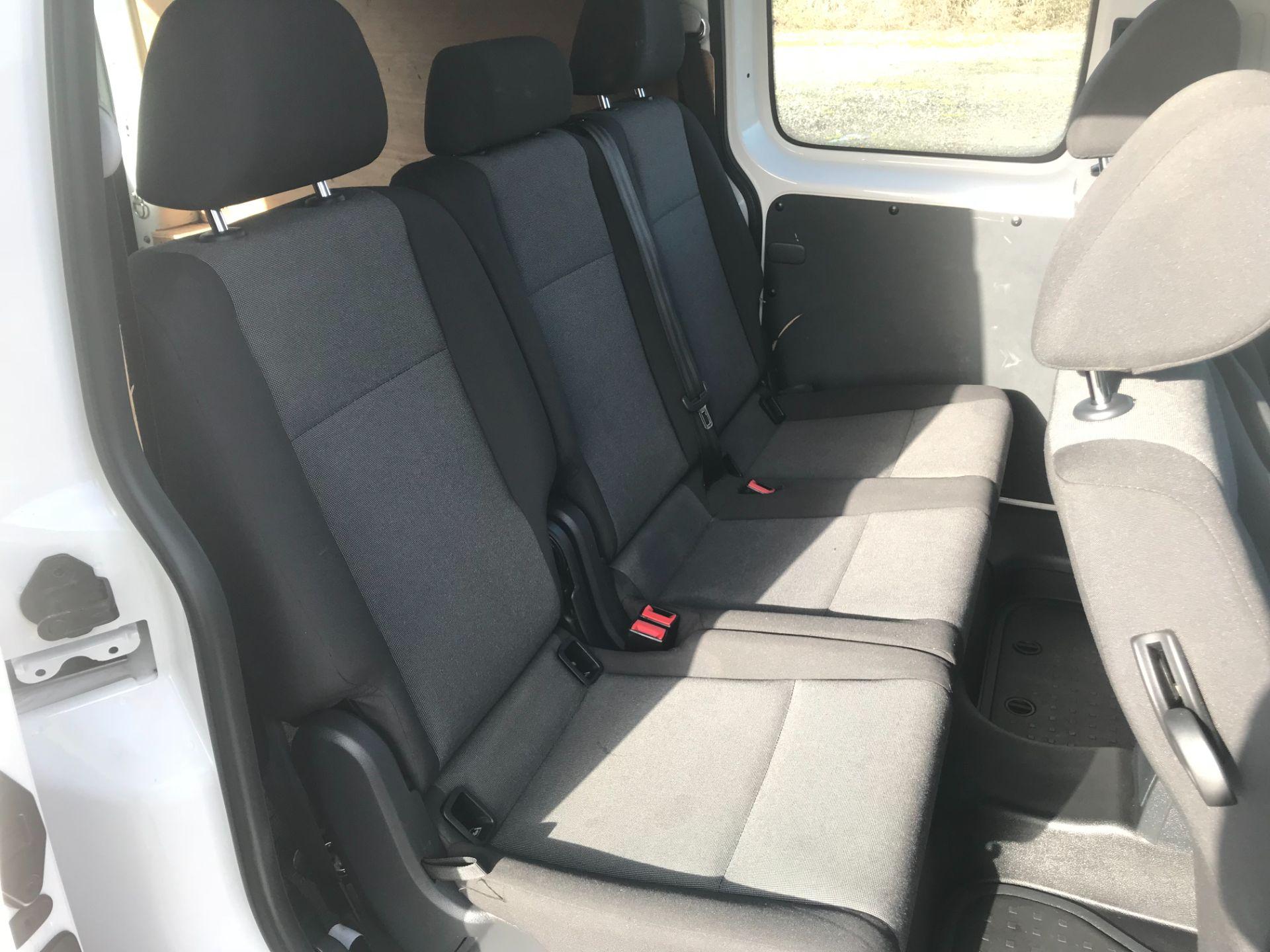 2017 Volkswagen Caddy Maxi  2.0 102PS KOMBI EURO 6 (DS67MUE) Image 13