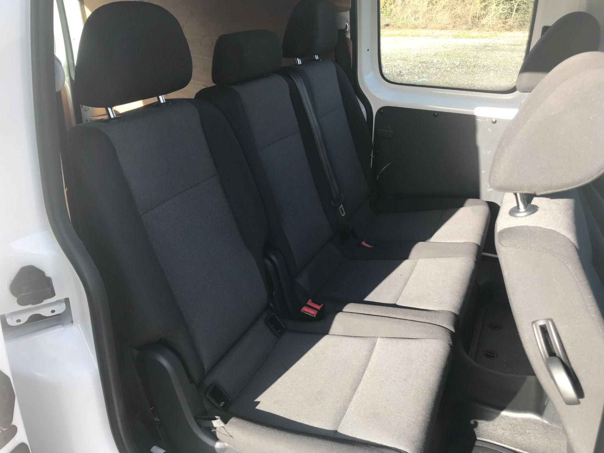 2017 Volkswagen Caddy Maxi  2.0 102PS KOMBI EURO 6 (DS67MUE) Image 23