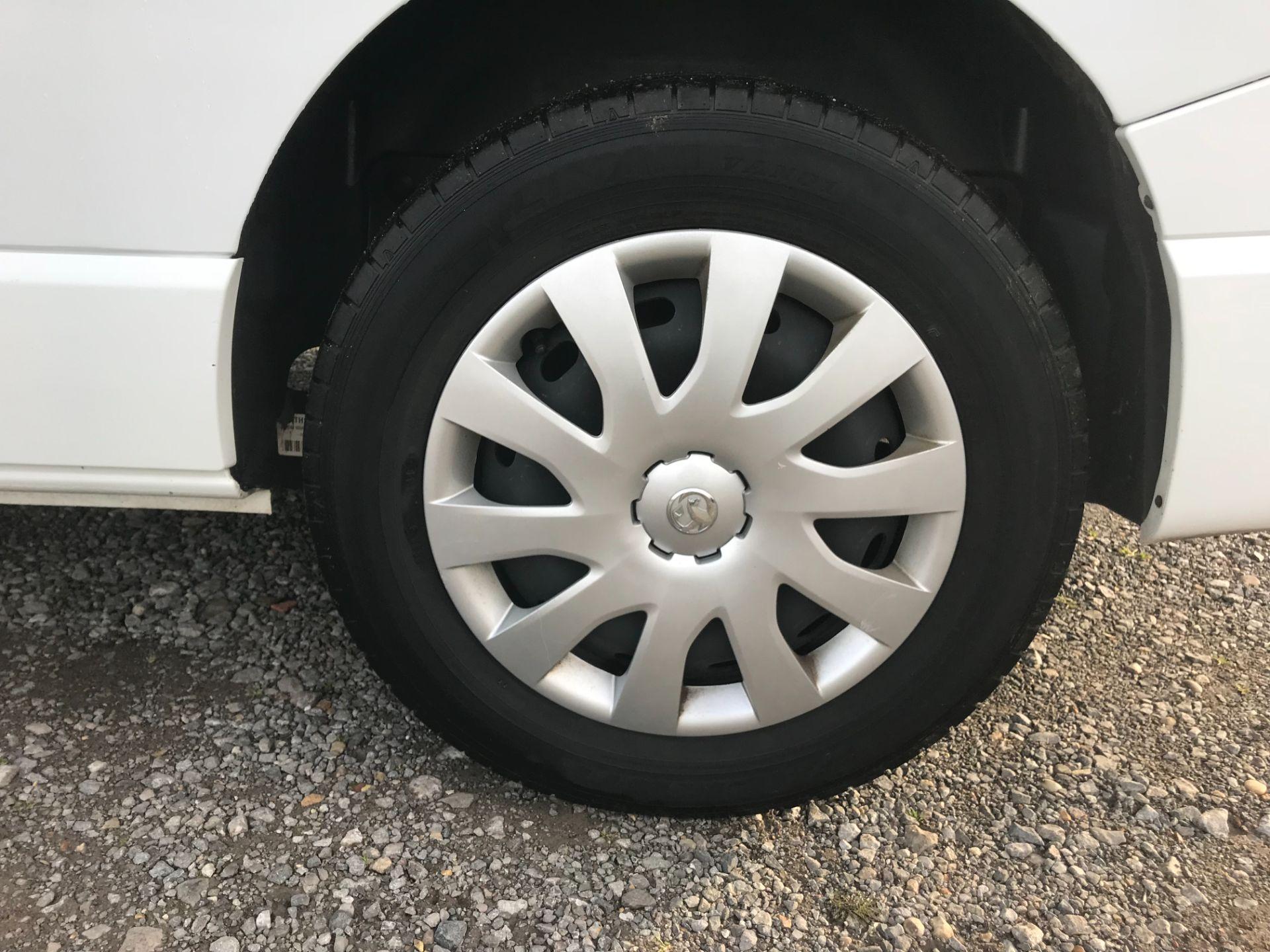 2017 Vauxhall Vivaro L2 H1 2900 1.6CDTI 120PS SPORTIVE EURO 6 (DS67UUX) Image 36