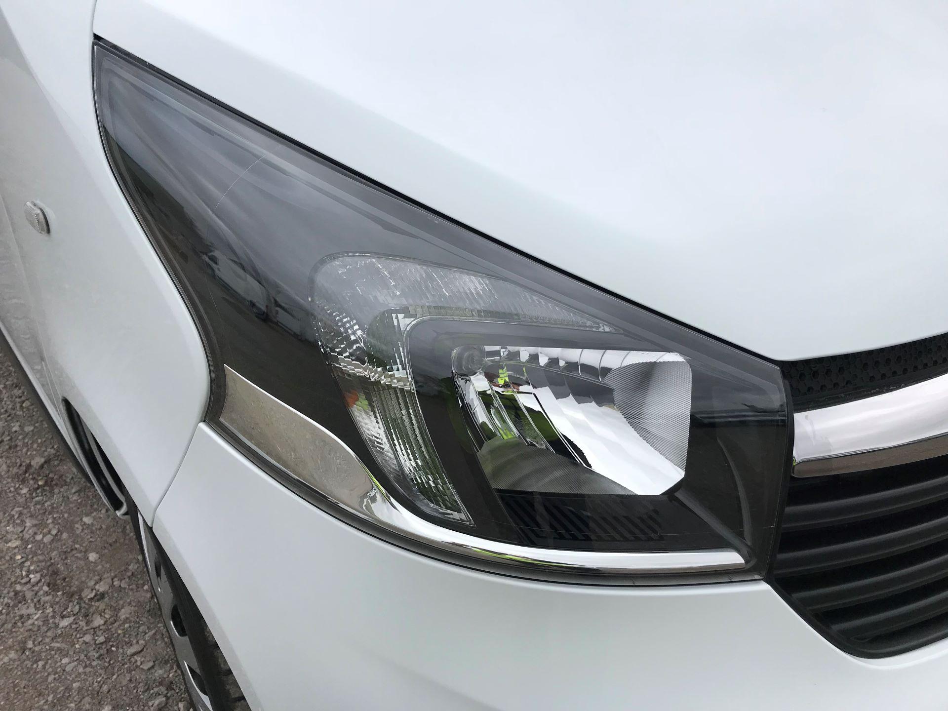 2018 Vauxhall Vivaro L2 H1 2900 1.6CDTI 120PS SPORTIVE EURO 6 (DS68FTU) Image 30