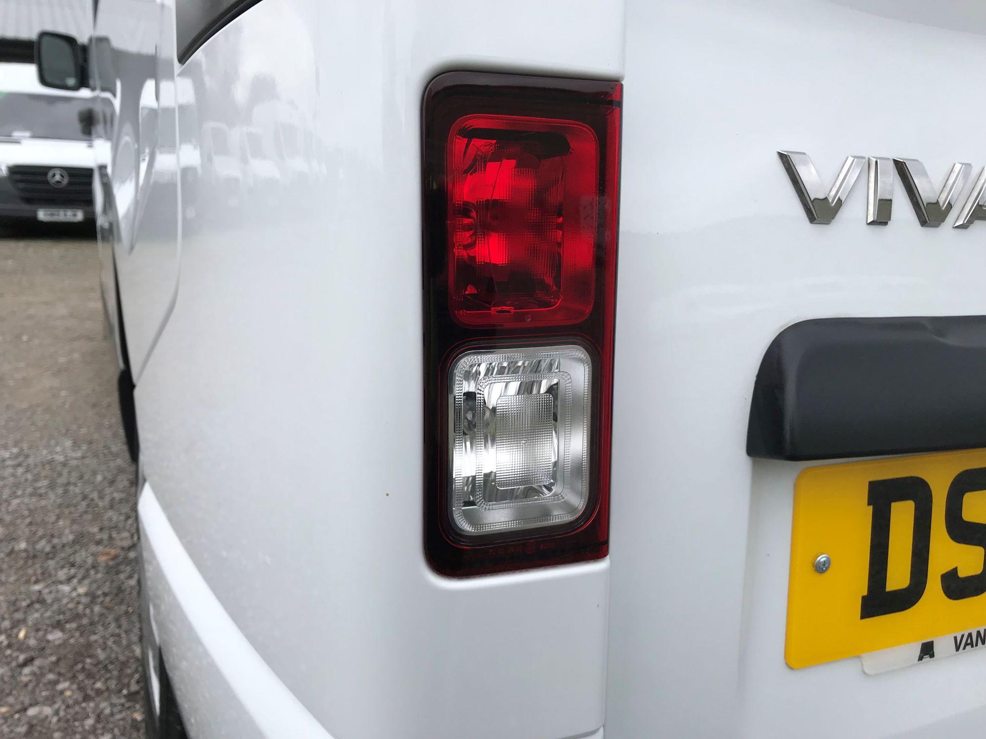 2018 Vauxhall Vivaro L2 H1 2900 1.6CDTI 120PS SPORTIVE EURO 6 (DS68FTU) Image 36