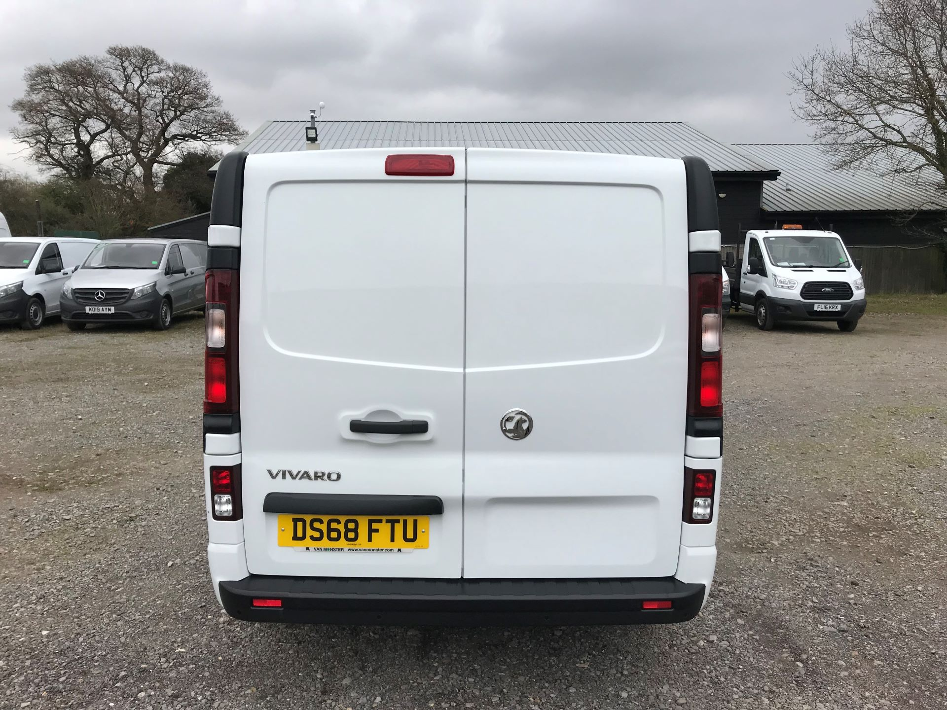 2018 Vauxhall Vivaro L2 H1 2900 1.6CDTI 120PS SPORTIVE EURO 6 (DS68FTU) Image 5