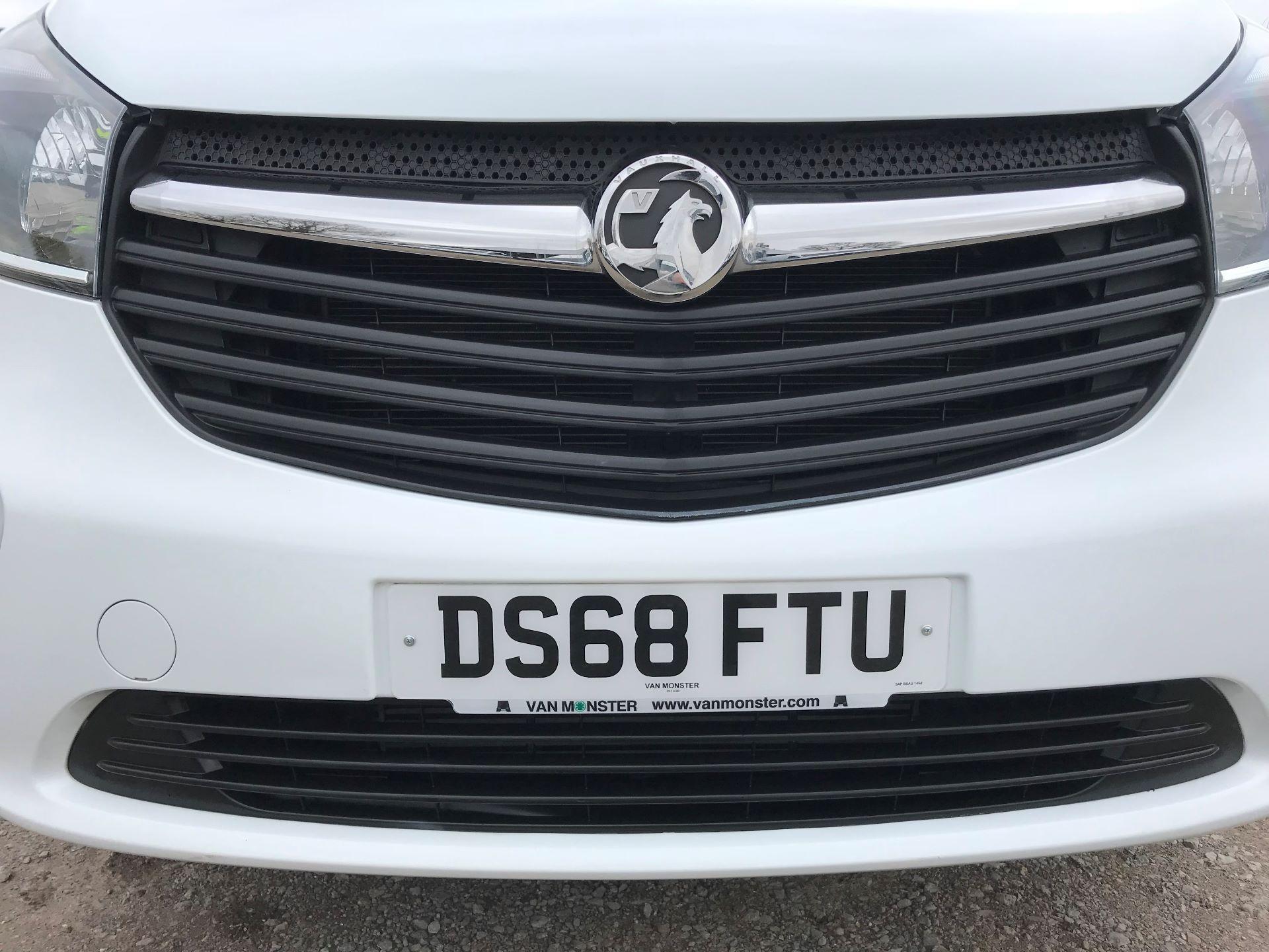 2018 Vauxhall Vivaro L2 H1 2900 1.6CDTI 120PS SPORTIVE EURO 6 (DS68FTU) Image 32