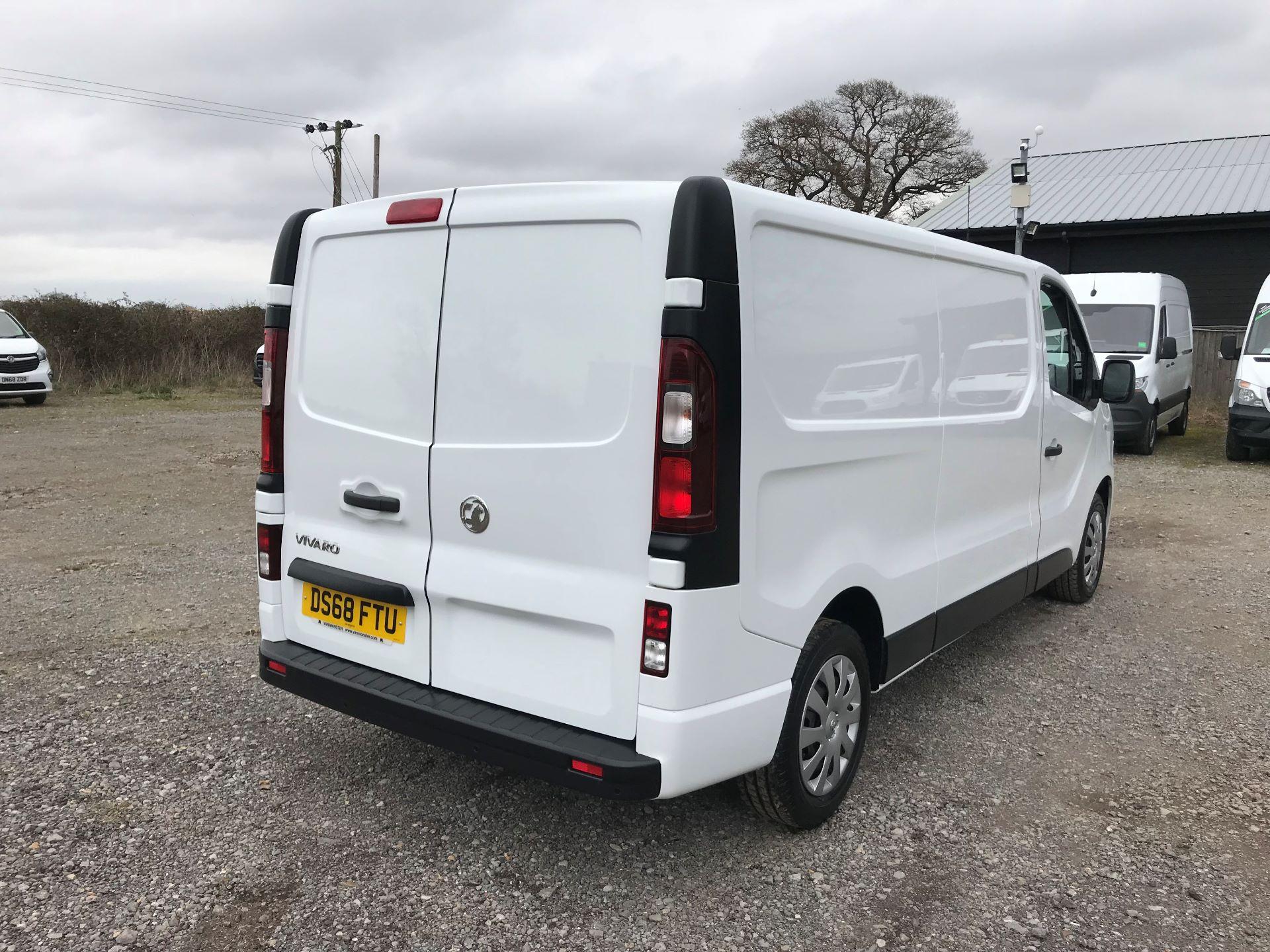 2018 Vauxhall Vivaro L2 H1 2900 1.6CDTI 120PS SPORTIVE EURO 6 (DS68FTU) Image 4