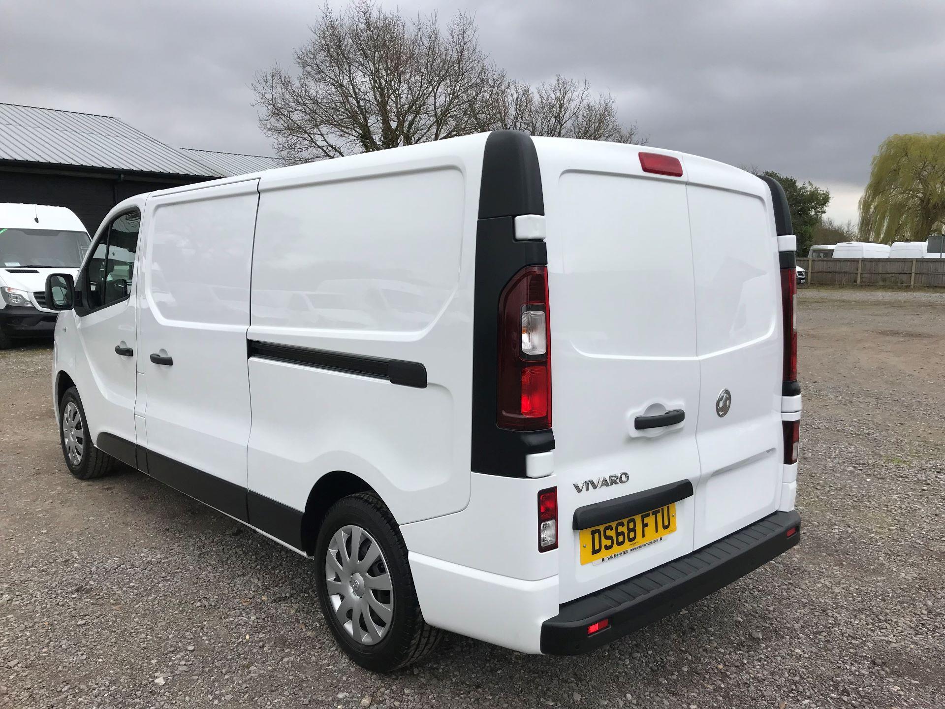 2018 Vauxhall Vivaro L2 H1 2900 1.6CDTI 120PS SPORTIVE EURO 6 (DS68FTU) Image 6