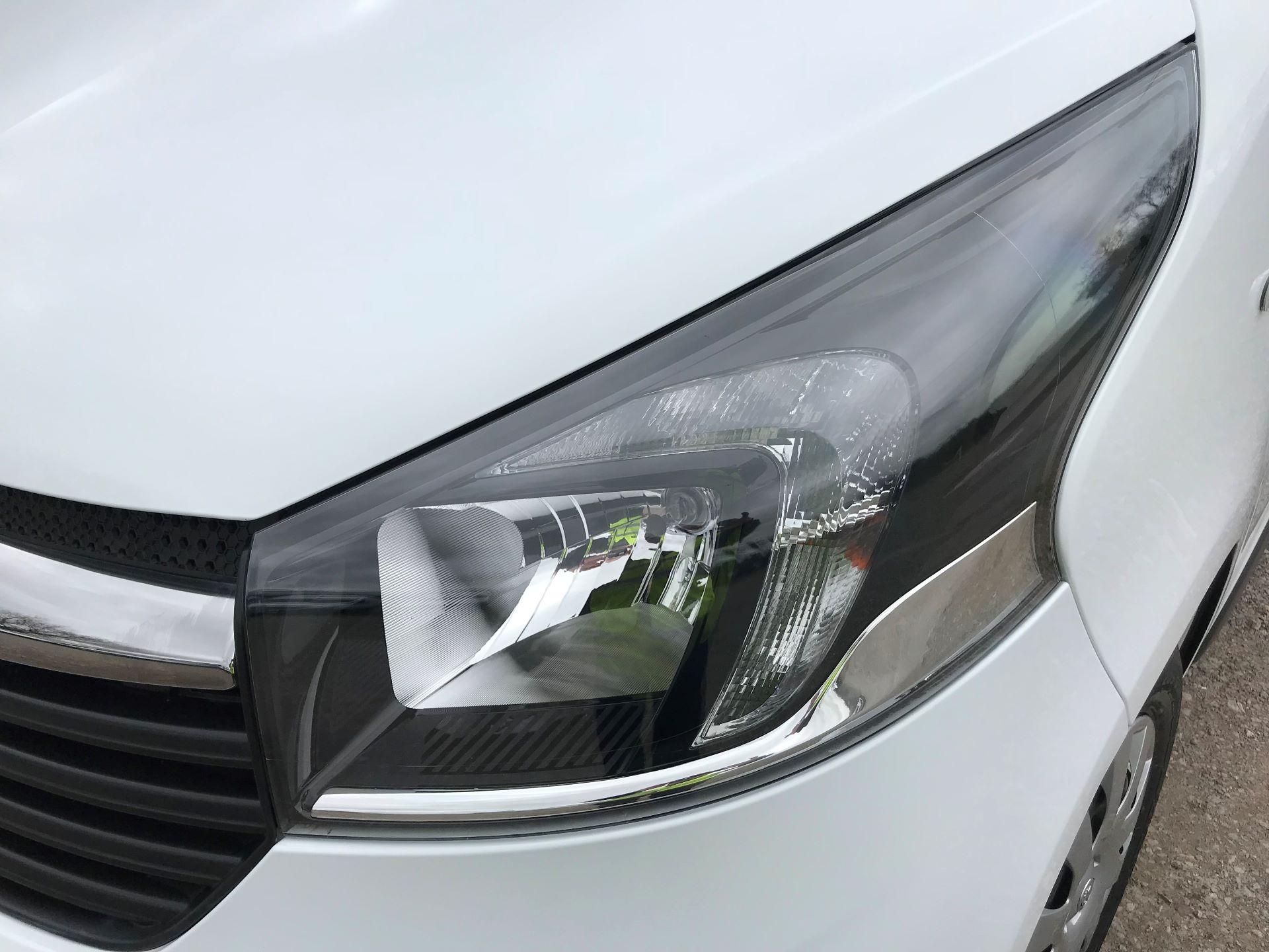 2018 Vauxhall Vivaro L2 H1 2900 1.6CDTI 120PS SPORTIVE EURO 6 (DS68FTU) Image 28