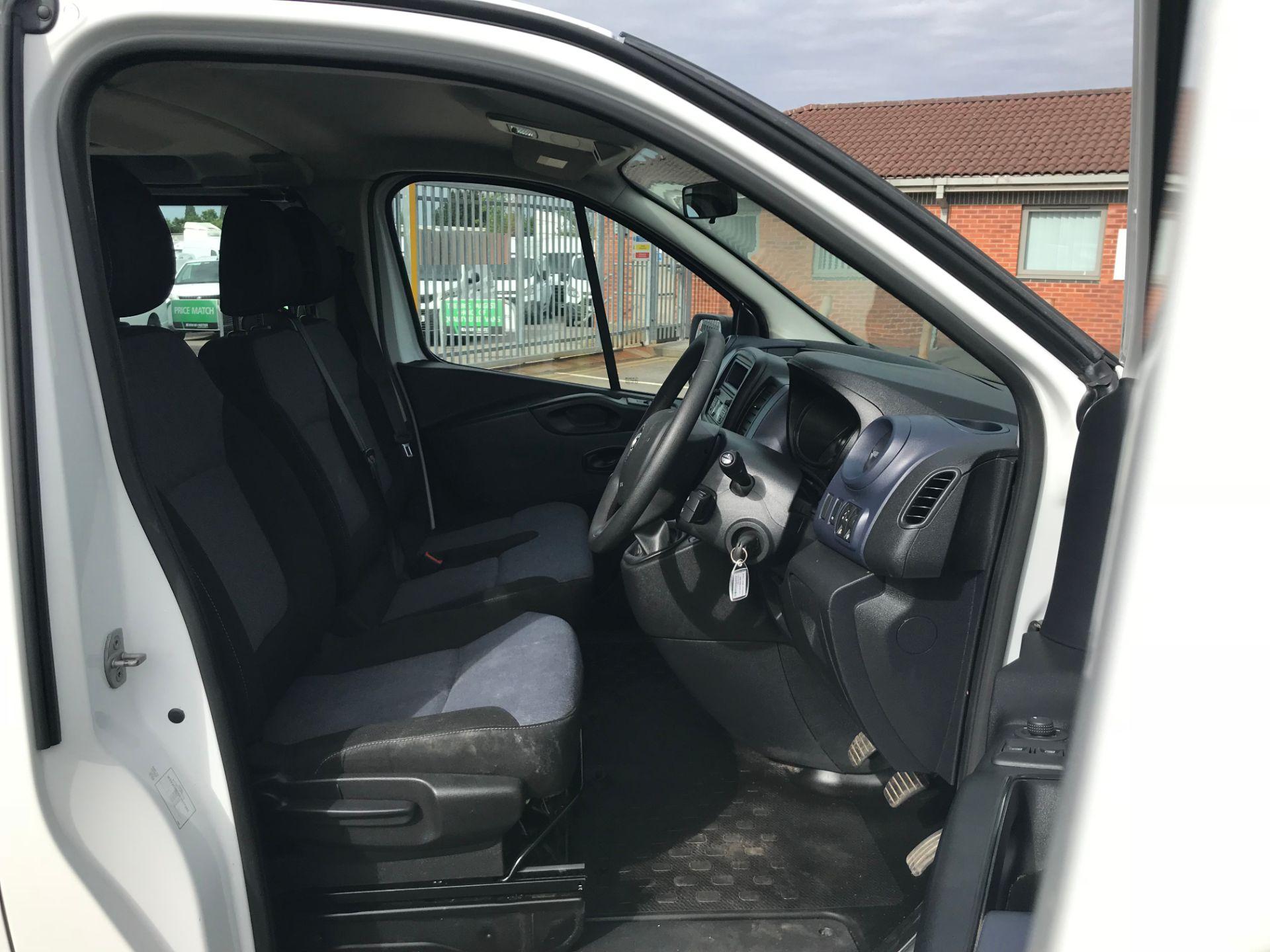 2018 Vauxhall Vivaro 2900 1.6Cdti 120Ps H1 Combi 9 Seat (DS68FWC) Image 11
