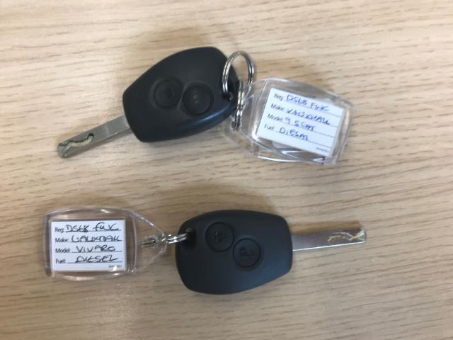 2018 Vauxhall Vivaro 2900 1.6Cdti 120Ps H1 Combi 9 Seat (DS68FWC) Image 19