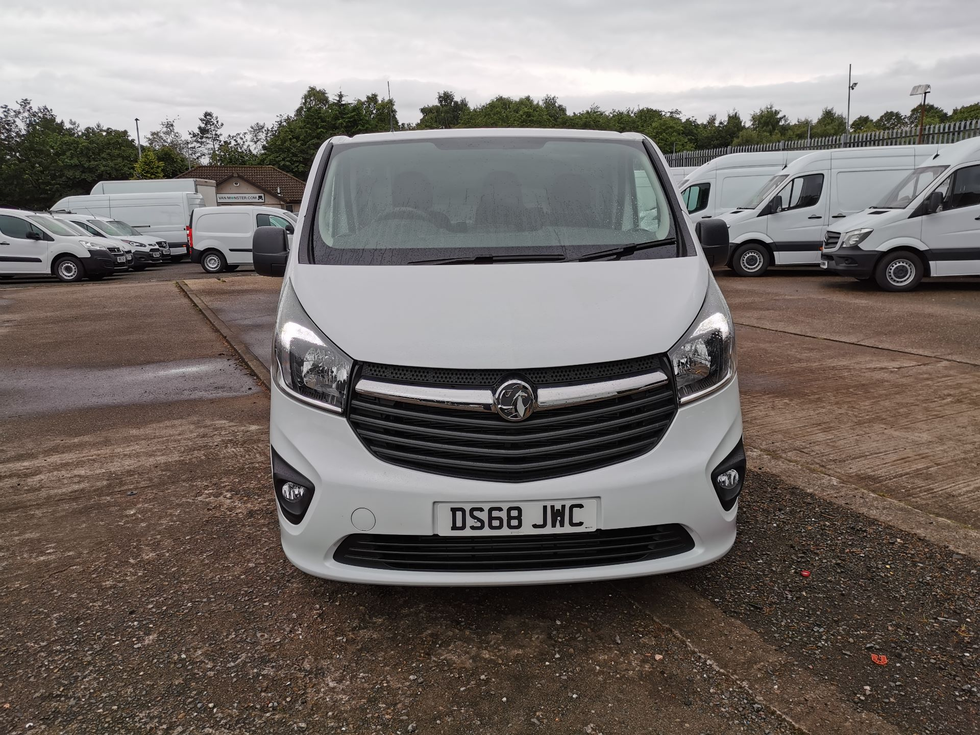 2018 Vauxhall Vivaro 2900 1.6Cdti 120Ps Sportive H1 Van (DS68JWC) Image 17