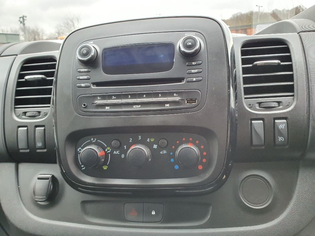 2018 Vauxhall Vivaro L2 H1 2900 1.6CDTI 120PS SPORTIVE EURO 6 (DS68JZX) Image 6