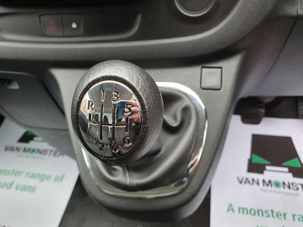 2018 Vauxhall Vivaro L2 H1 2900 1.6CDTI 120PS SPORTIVE EURO 6 (DS68JZX) Image 7