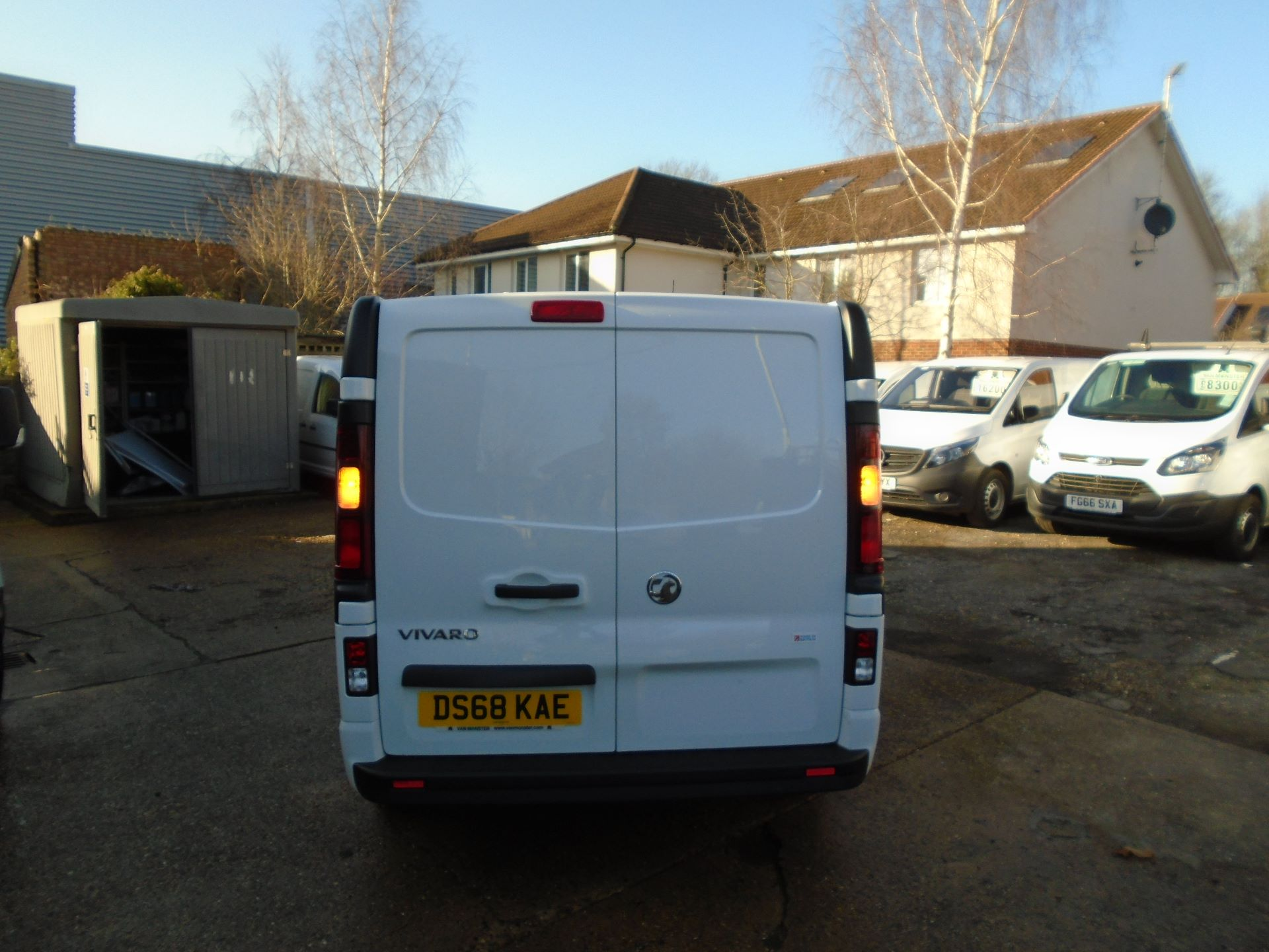 2018 Vauxhall Vivaro 2900 1.6Cdti 120Ps Sportive H1 Van( EURO 6) (DS68KAE) Image 5