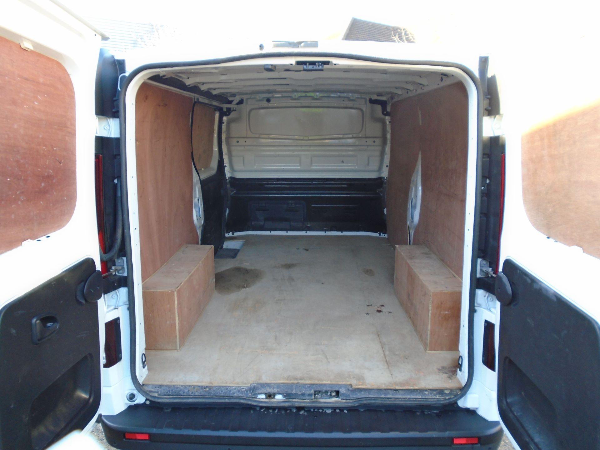 2018 Vauxhall Vivaro 2900 1.6Cdti 120Ps Sportive H1 Van( EURO 6) (DS68KAE) Image 10