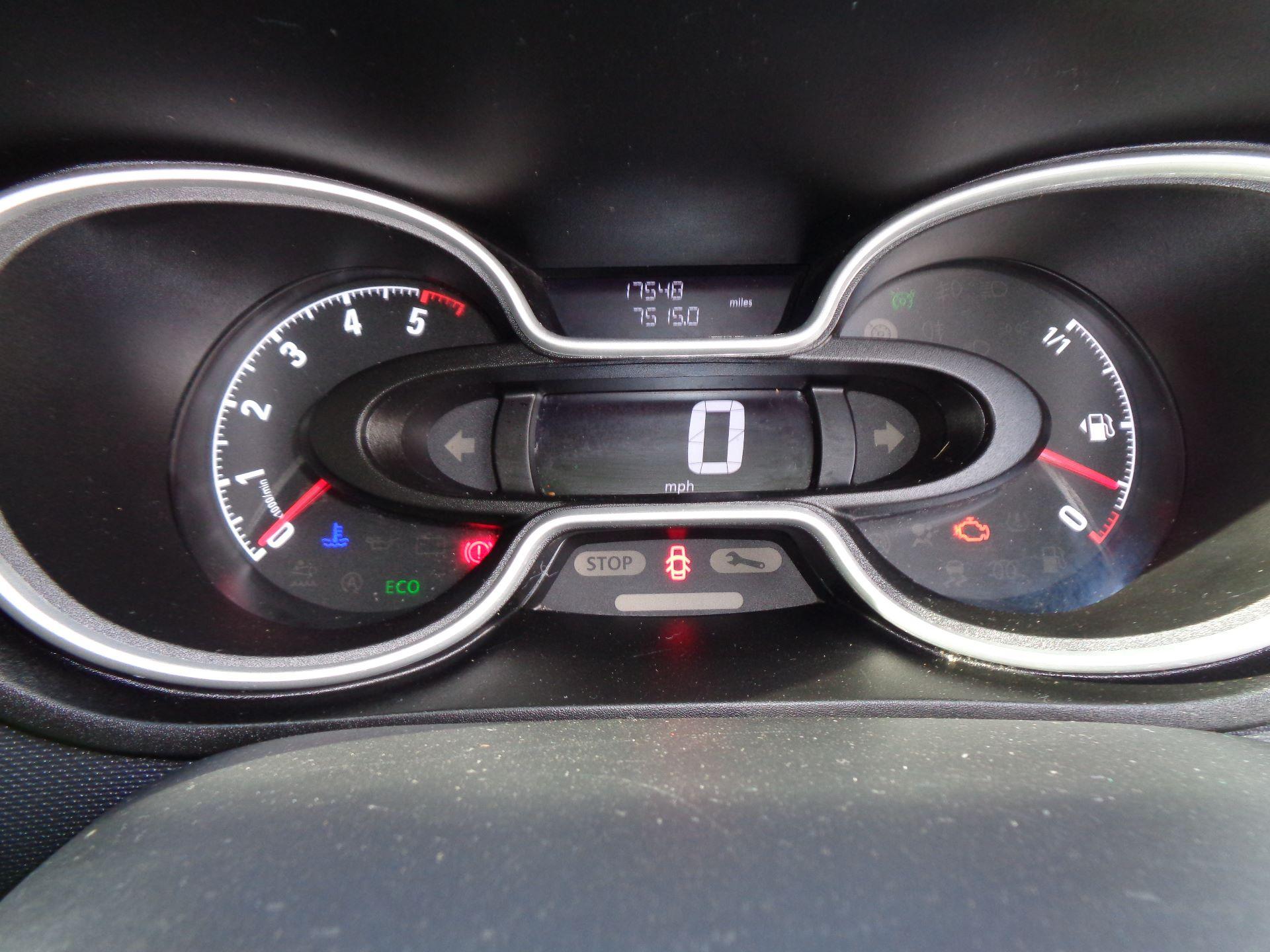 2018 Vauxhall Vivaro L2 H1 2900 1.6CDTI 120PS SPORTIVE EURO 6 (DS68KFR) Image 18